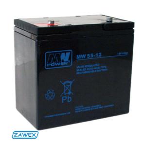 Zestaw fotowoltaiczny 500W - Akumulator